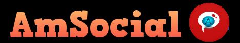 AmSocial Logo