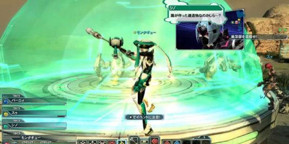 He got PSO2 to give his game a bunch of PR and exposure and then would not return the favor