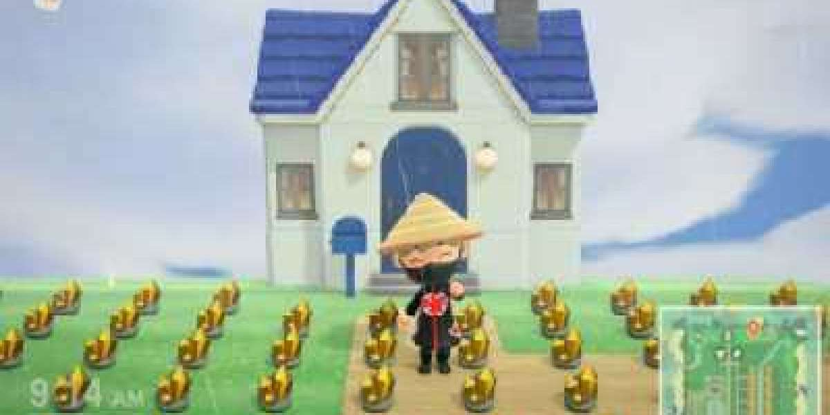 concept to Animal Crossing Bells test out