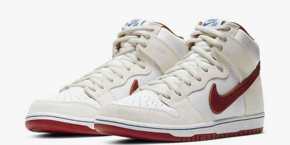 "Do You Need The Nike SB Dunk High ""Team Crimson"" CV9499-100"