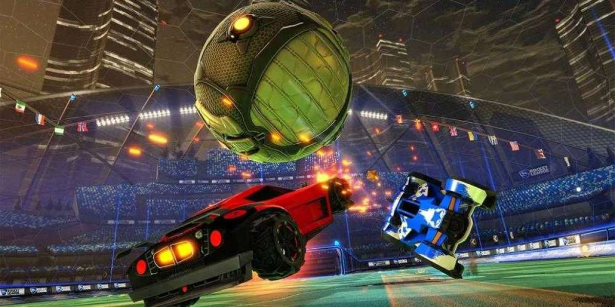 Rocket League Trading Back to the Future DLC
