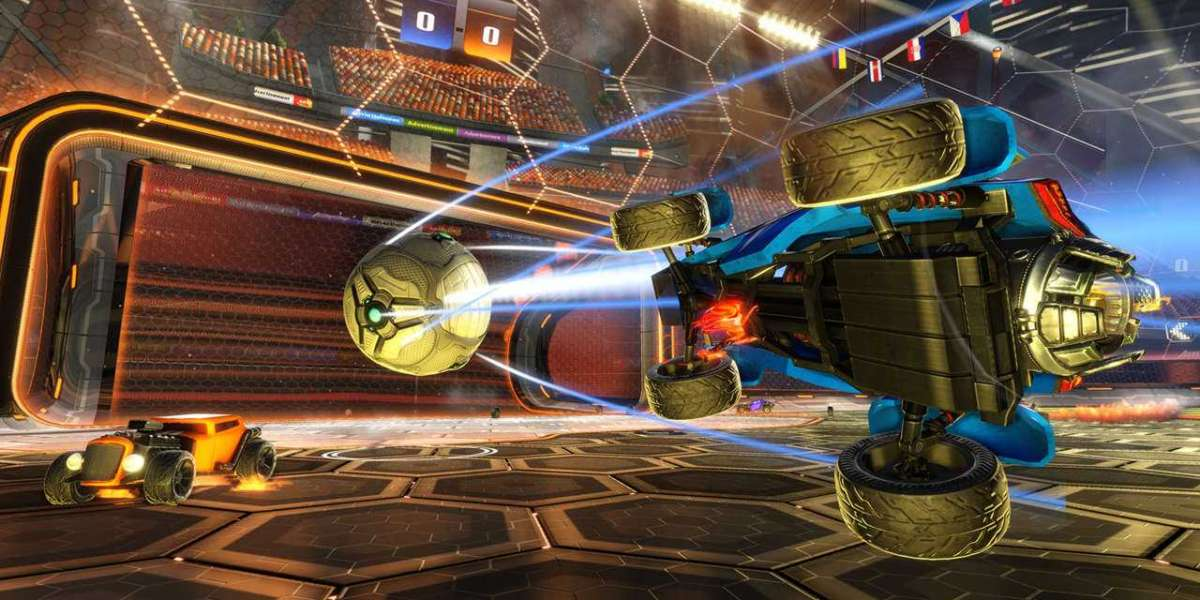 The mechanics of the Rocket League is absolute easy