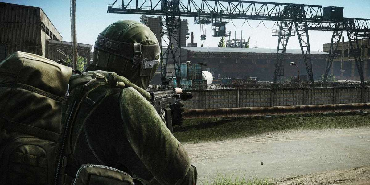 The aboriginal affair that absorbed me approximately Tarkov